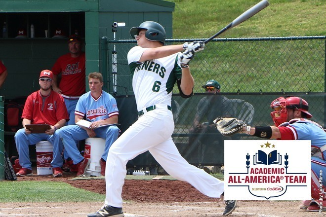 Nick Ulrich-Academic All-America